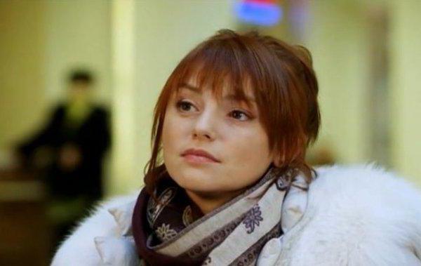 Юлия шарикова актриса