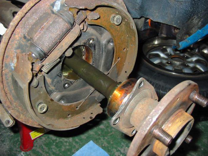 замена подшипника ступицы форд фокус 2