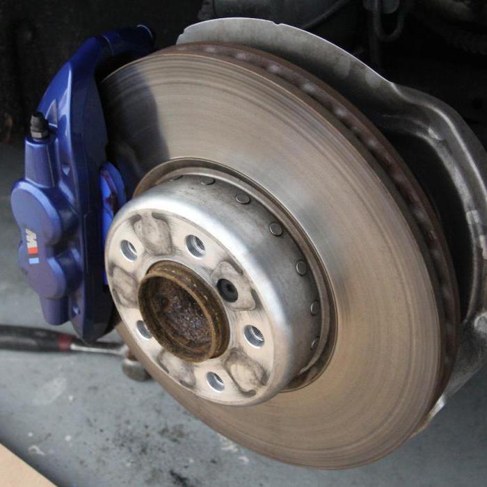греется тормозной диск после замены колодок