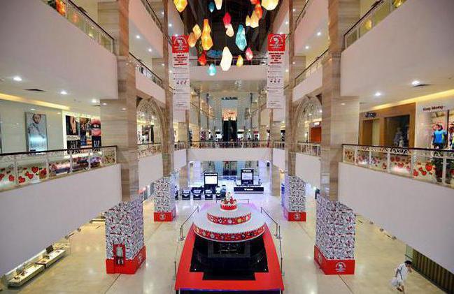 торговые центры Ханоя