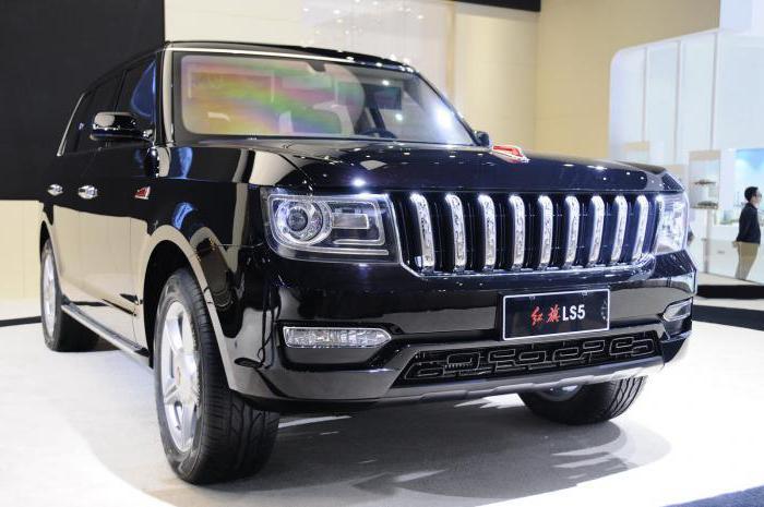 китайские автопроизводители