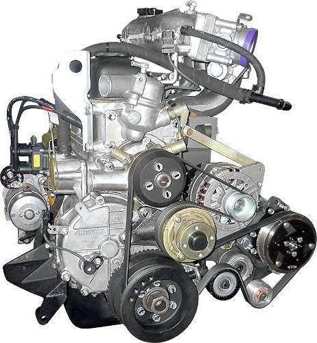 газель двигатель инжектор