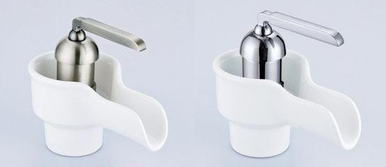 Керамические смесители для кухни с краном