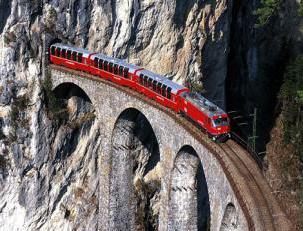 Как добраться из венеции в рим на поезде
