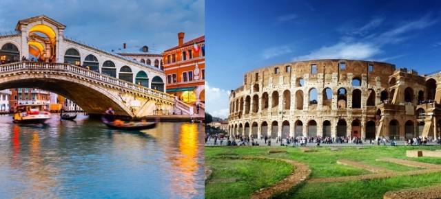 Как добраться из венеции в рим советы туристов
