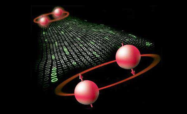 квантовая связь