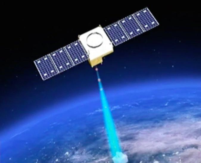 китай запустил спутник квантовой связи