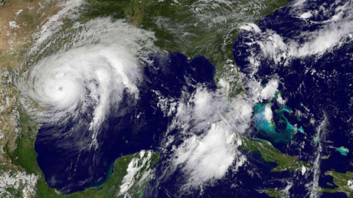 ураган харви