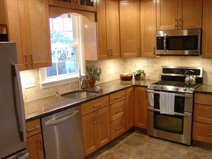 как спланировать кухню в доме