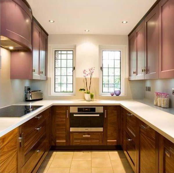 как спланировать кухню в частном доме