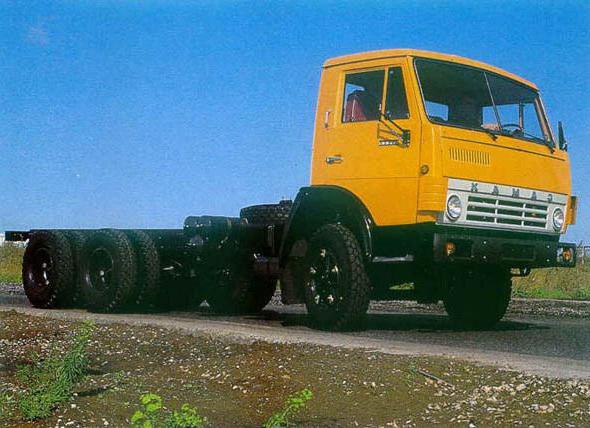 КамАЗ-53213