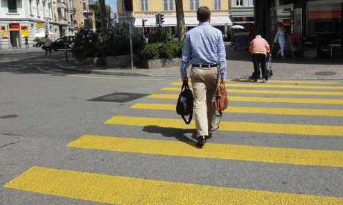 штраф за непропуск пешехода