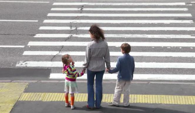 штраф гибдд за непропуск пешехода