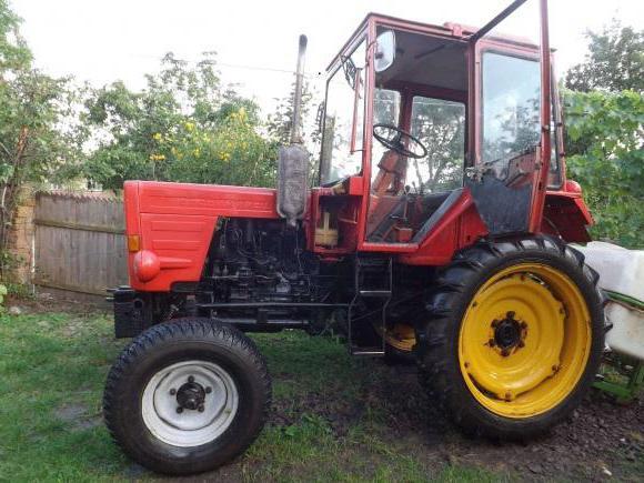 технические характеристики трактора т 25