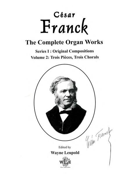 Сезар Франк, биография