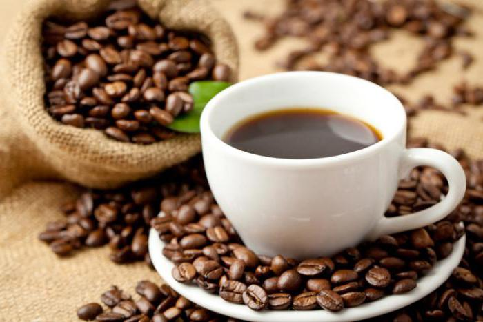 полезнее кофе черный чай