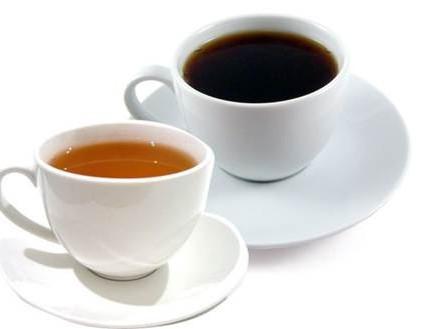 чай или кофе что полезнее