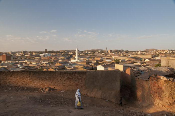 страна эритрея