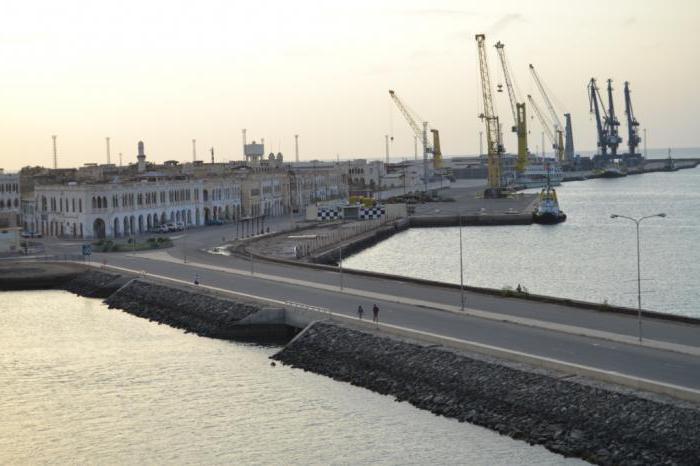 столица африканской страны эритреи