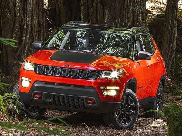 Автомобили Jeep: модельный ряд
