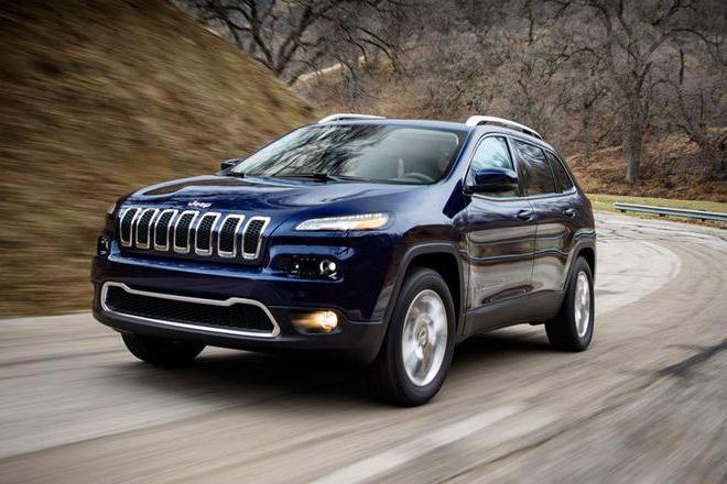 Авто Jeep: модельный ряд