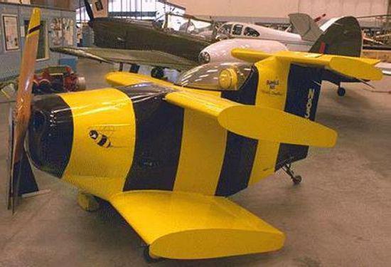 топ самых маленьких самолетов в мире