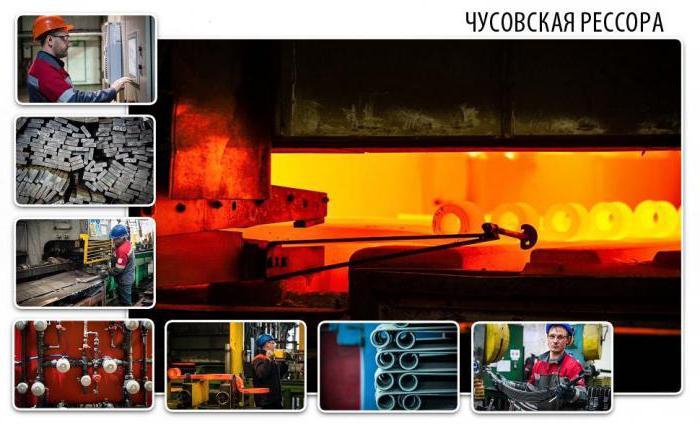 ОАО Чусовской металлургический завод