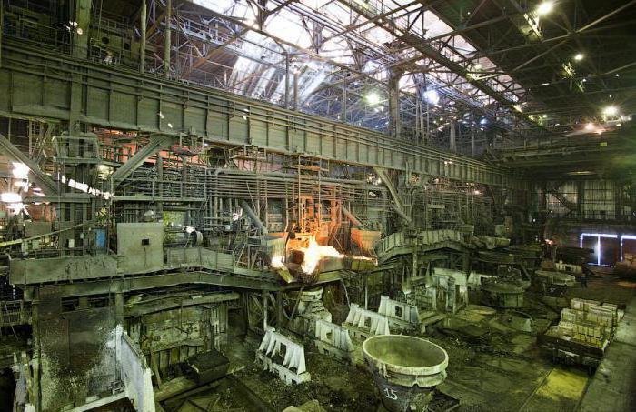 Чусовской металлургический завод фото