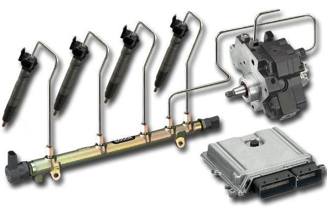 насос форсунка дизельного двигателя