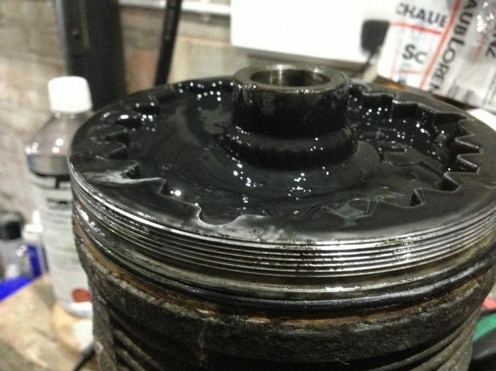 ремонт вискомуфты