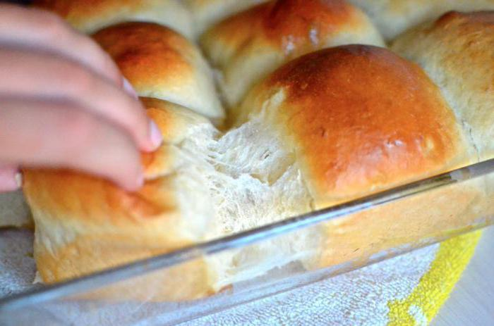 Пироги булочки из дрожжевого теста рецепты пошагово