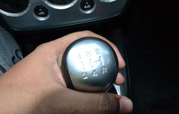 Как правильно тормозить на механике