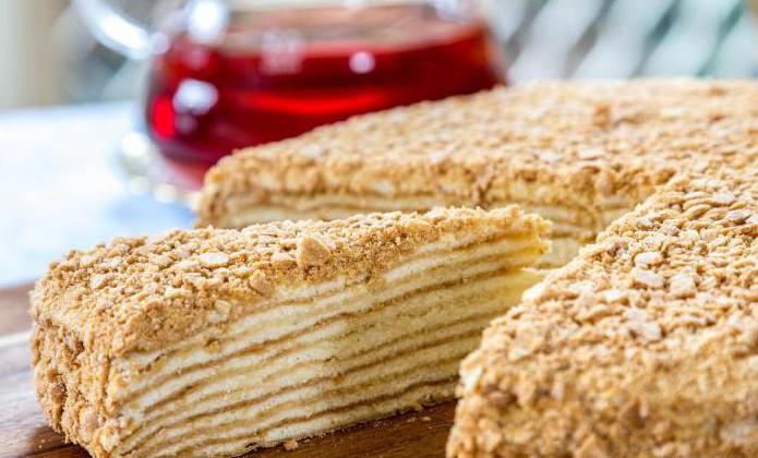 сколько калорий в куске торта
