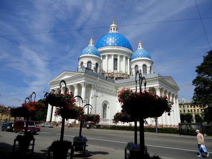 Измайловский собор в Санкт-Петербурге