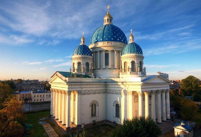Измайловский собор в Санкт-Петеребурге
