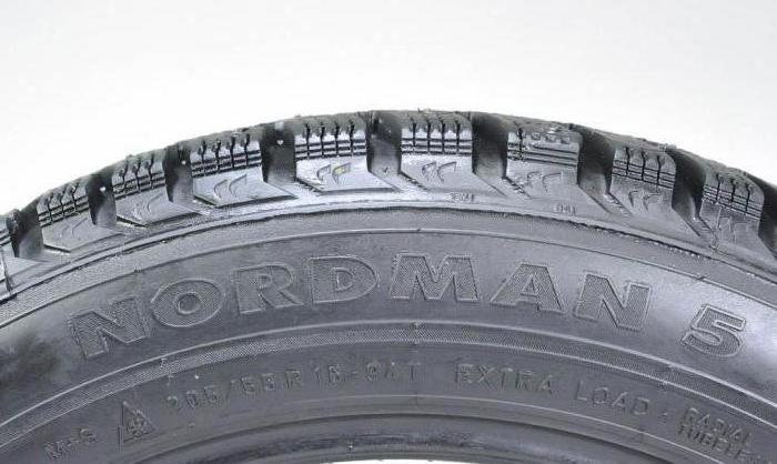 зимние шины nokian nordman 5 отзывы