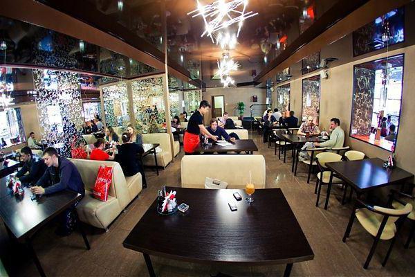 Кафе Петрозаводск фото