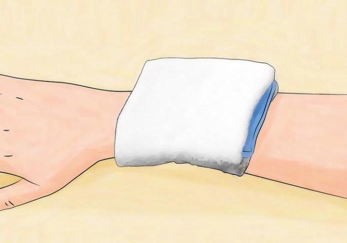 шишка на вене на пальце руки