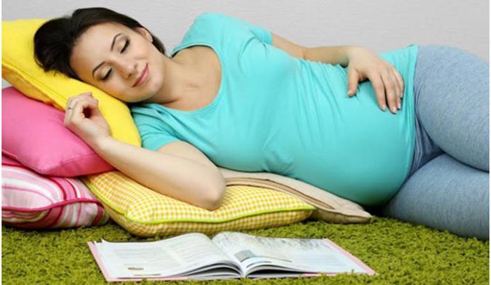 депрессия перед родами