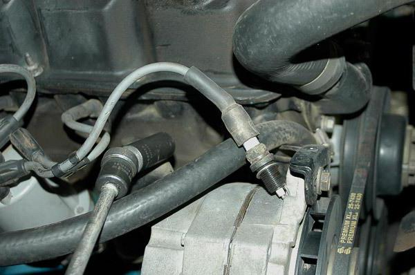 двигатель работает с перебоями инжектор