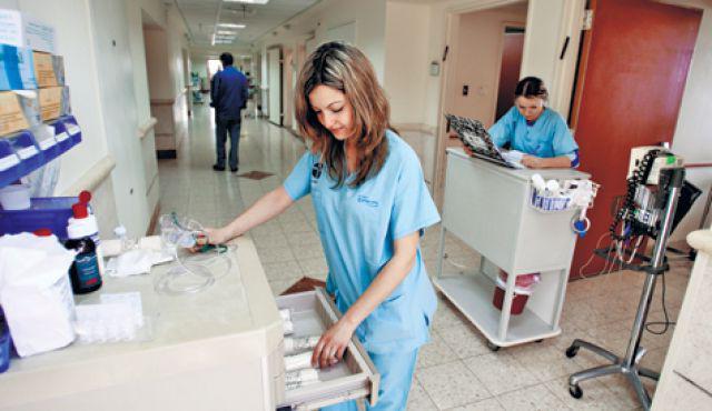 обязанности санитарок