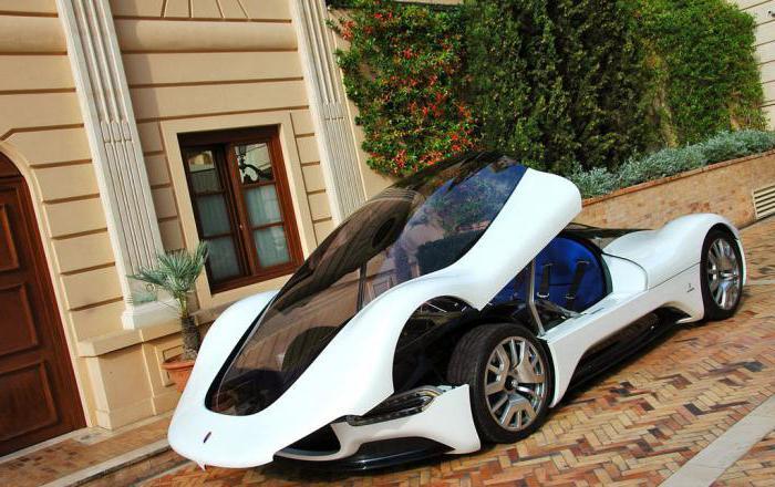 итальянские автомобили марки список