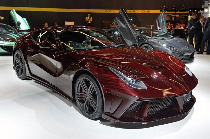 итальянские автомобили марки список фото