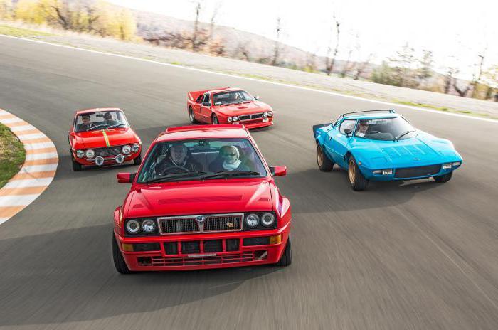 лучшие итальянские автомобили марки