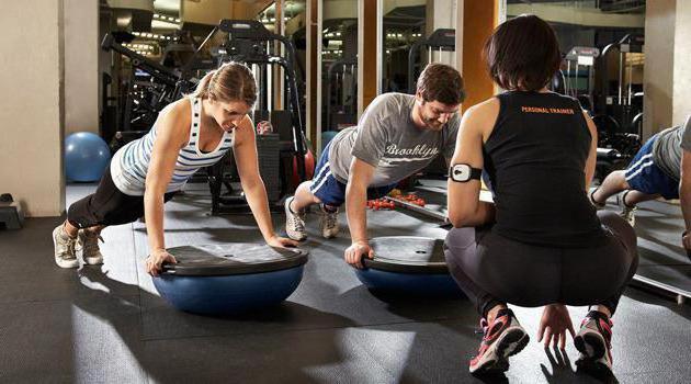 виды физических тренировок