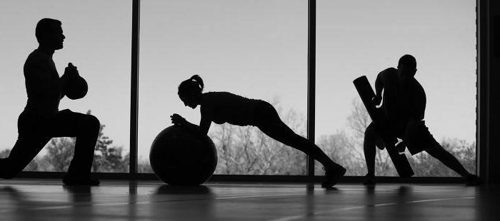 виды спортивных тренировок