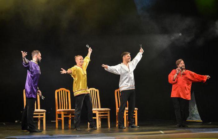 театр танца искушение шоу под дождем отзывы