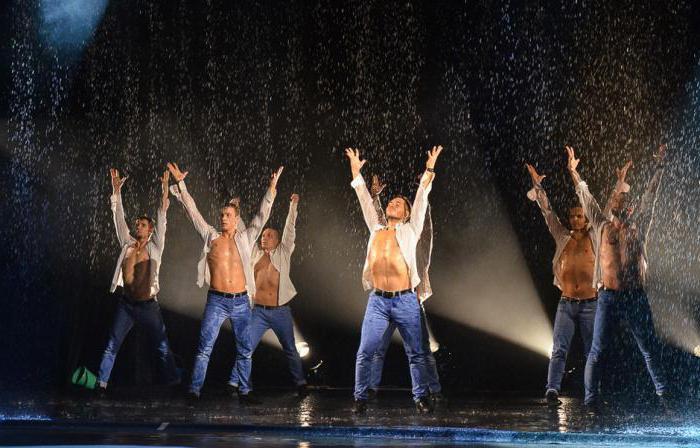 шоу под дождем только для женщин отзывы