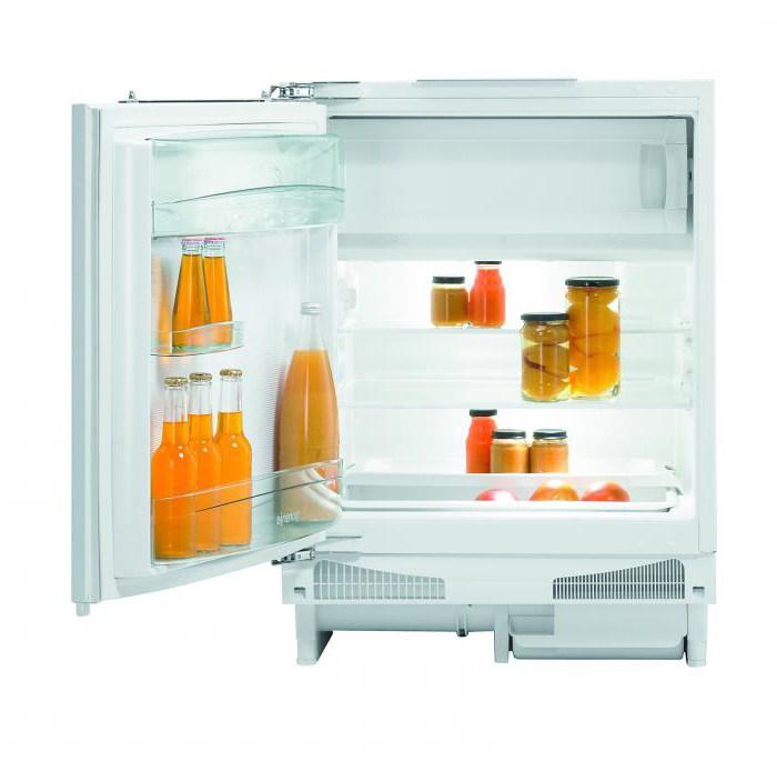 gorenje отзывы встроенный холодильник