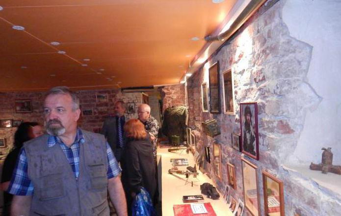музей новороссии санкт петербург обзор